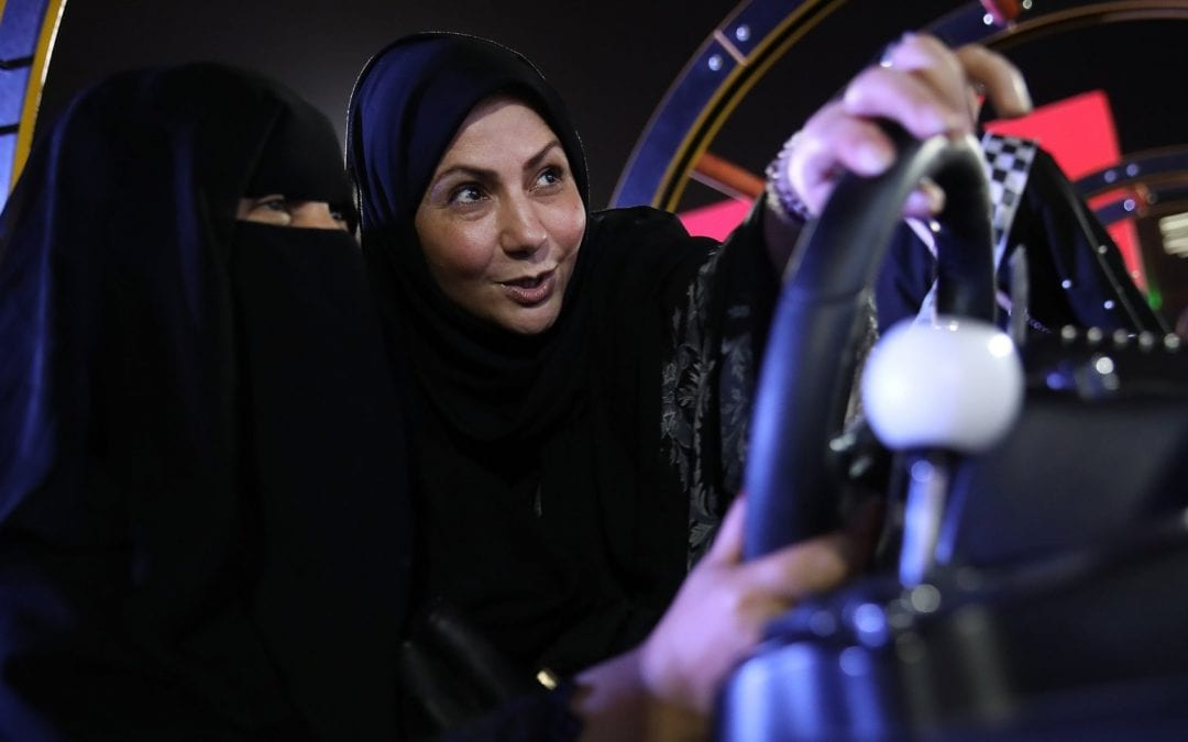 Saudi Arabia makes history, ending longstanding rule that barred women from driving