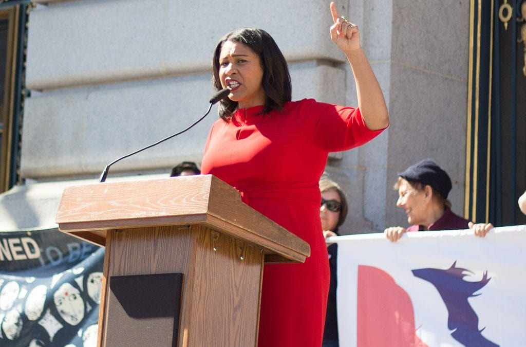 [Breaking] San Francisco Now Has Its First Black Woman Mayor