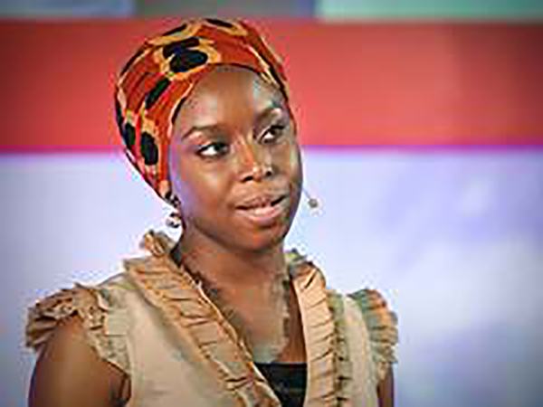 Chimamanda Adichie on how to find your cultural voice