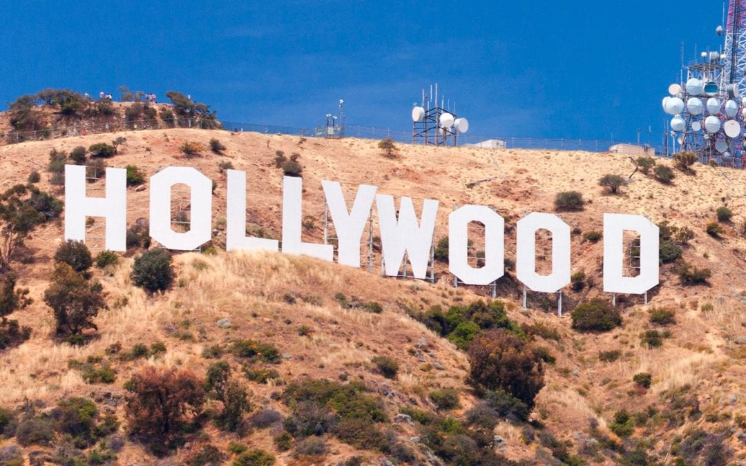 64% of women writers in Hollywood say they've faced sexual harassment at work