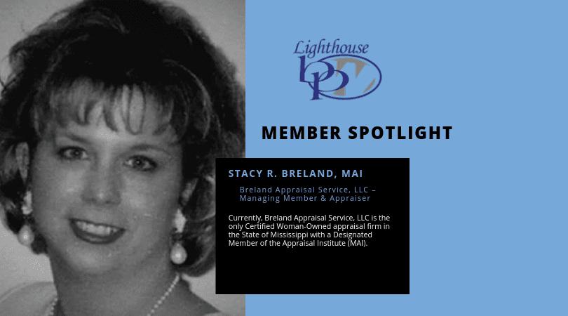 Stacy R. Breland, MAI
